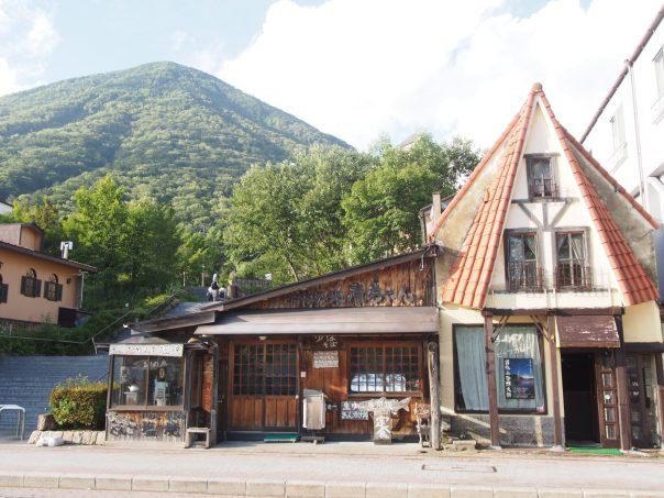 Atmosphere around Chuzenji Lake