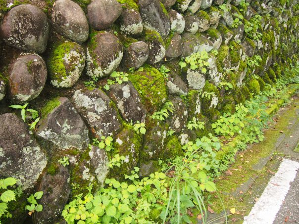 Wall in Kanman no Michi