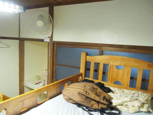 Dormitory Room of Nikko Guesthouse Sumica