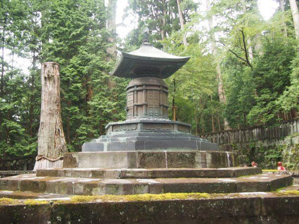 Okumiya (Grave of Ieyasu Tokugawa)