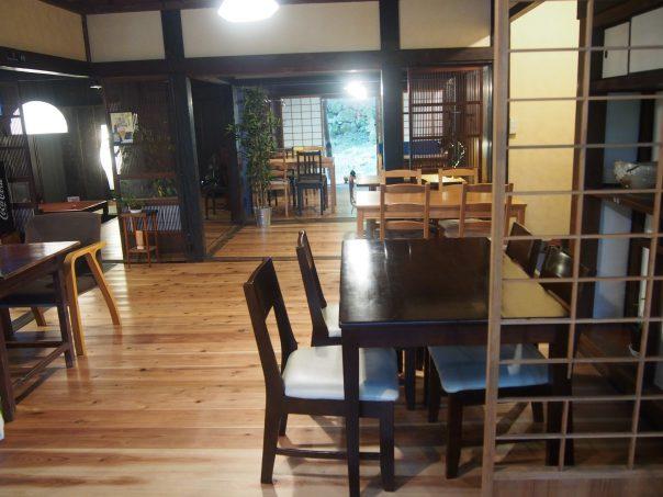 Inside Hongu Cafe