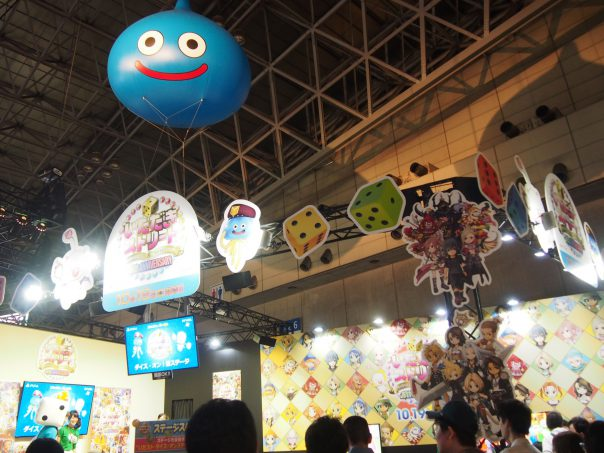Slime and Booth of Itadaki Street