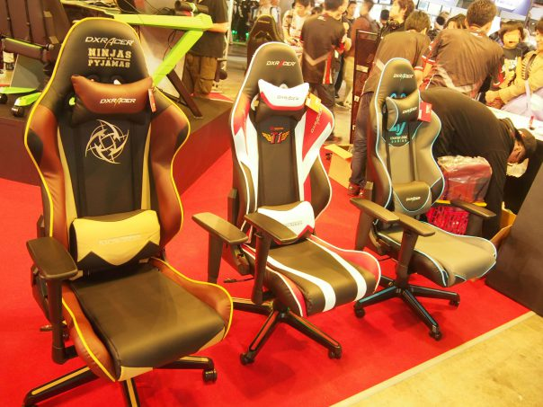 Gaming Chair by EXRACER