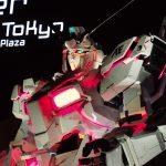 Upper Body of Unicorn Gundam Destroy Mode