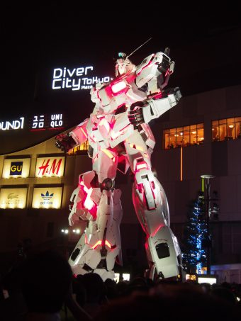 Unicorn Gundam Destroy Mode