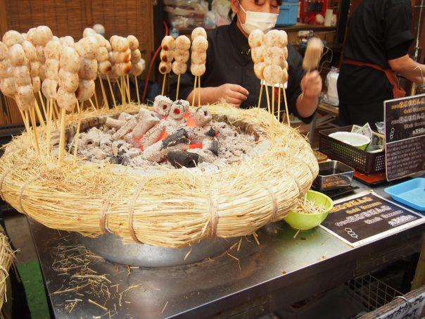 Rice Dumplings of Gongen Chaya