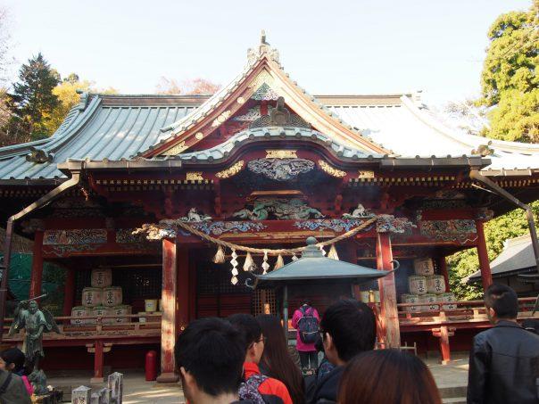 Yakuhoin Temple