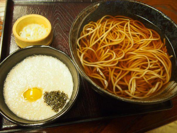Tororo Soba of Takahashiya