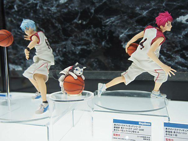 Tetsuya Kuroko and Seijyuro Akashi from Kuroko no Basuke