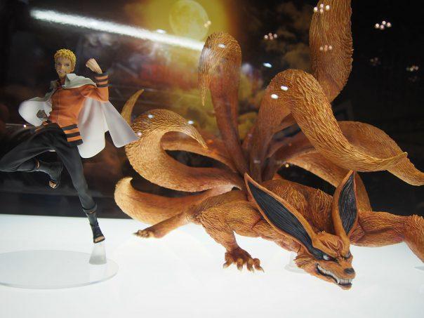 Uzumaki Naruto and Kurama