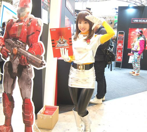 Cosplayer of DIACRONE