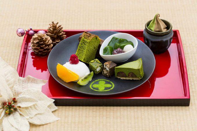 Matcha Desserts of Nakamura Tokichi