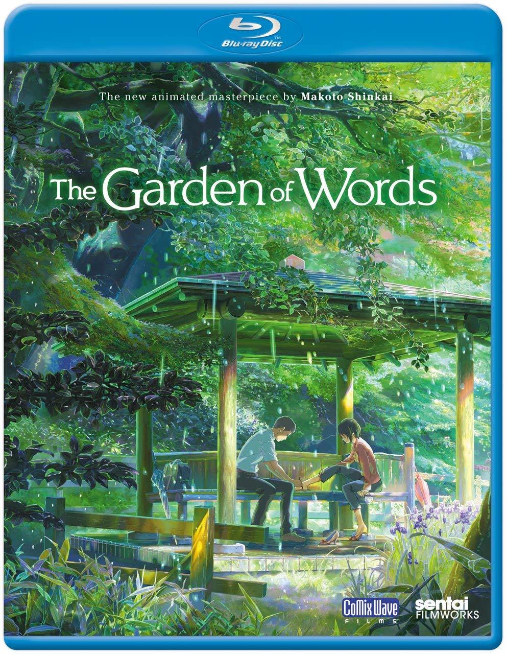The Garden Of Words Kotonoha No Niwa Beautiful Tanka