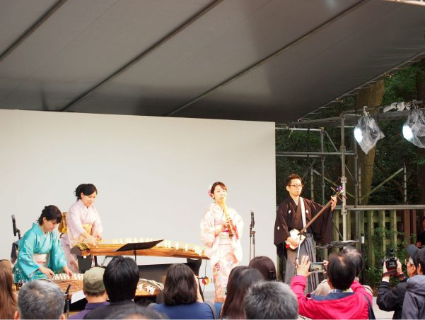 Japanese Music Live concert by SAITAMATIC