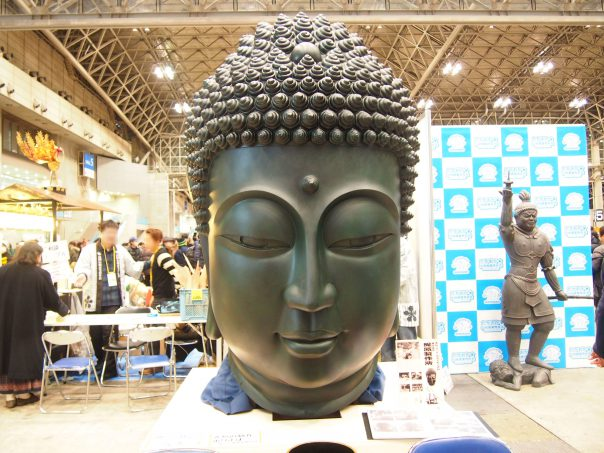 Buddha of Takaoka Traditional Industries Association Youth Group