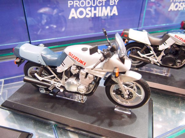 KATANA (Motorcycle of Suzuki)