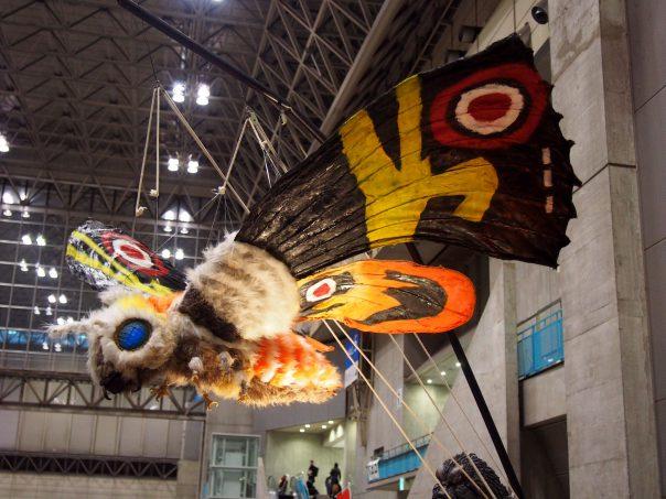 Mothra of Guignol Modeling Workshop