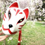 Blog Report (Japanese Fox Mask)